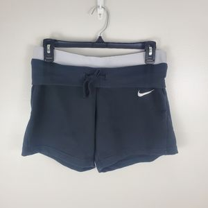 Nike Just Do It Black Shorts Small